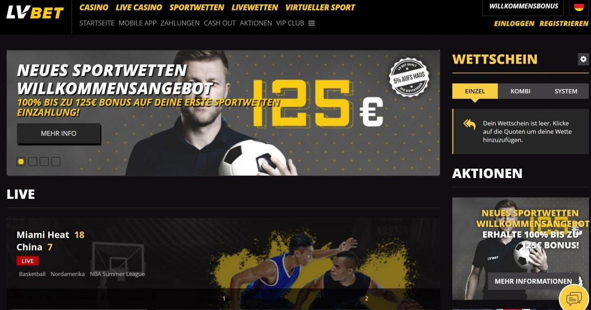 Sports bet contact