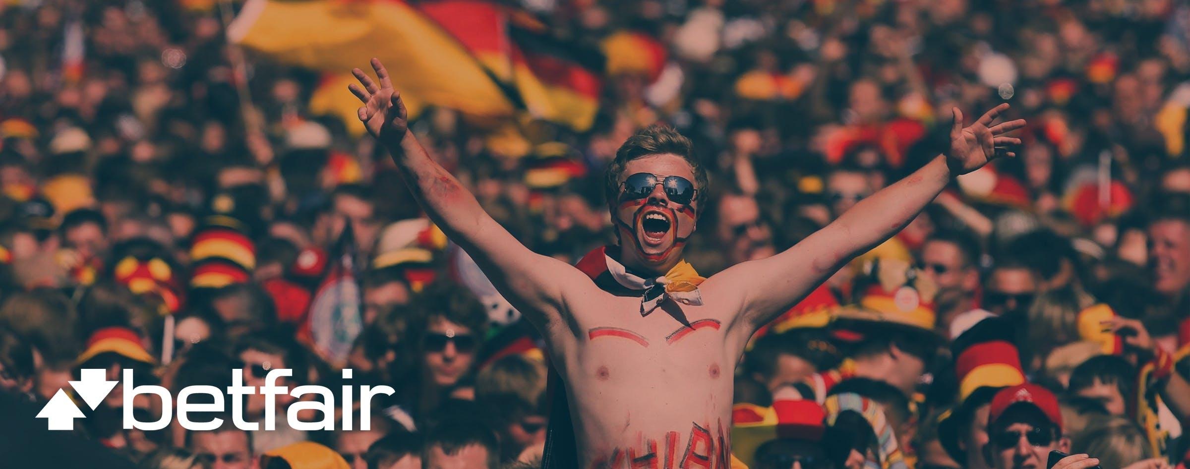 German Fans Betfair Cropped